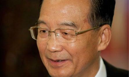 Premier Wen Jiabao