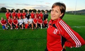 Marrie Wieczorek, Middlesbrough Ladies FC