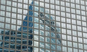 Goldman Sachs HQ, New York