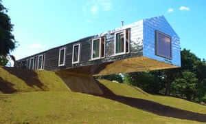Living Architecture Giving A Modernist Spin To Holiday Homes Art