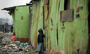 kenya slums