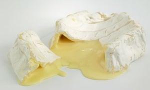 runny cheese