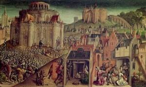 Jerusalem: The Biography by Simon Sebag Montefiore – book