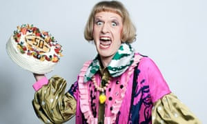 Grayson Perry 50