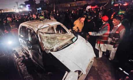 Lahore bomb