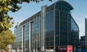 Wellcome Trust Gibbs Building, 215 Euston Road