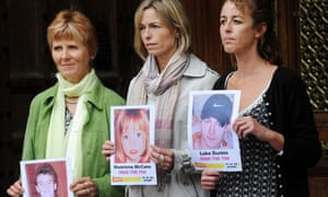 Mothers of missing children