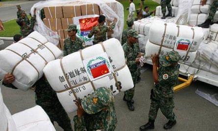 China provides aid for Cambodian flood victims