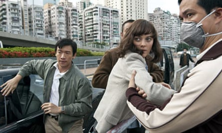 Scene from Contagion