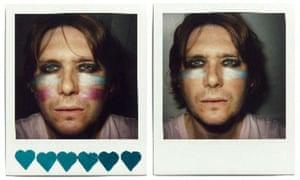 Nicky Wire's polaroids