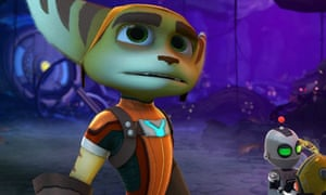 Ratchet Clank All 4 One Review Games The Guardian