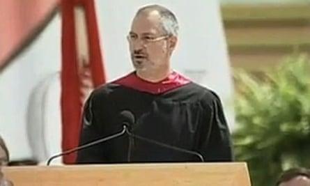 steve jobs stanford university 2005