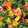 Italian christmas: warm salad