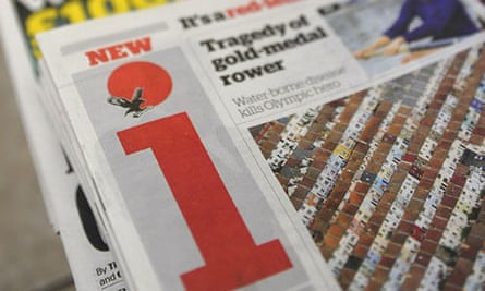A new British newspaper known as 'i' is