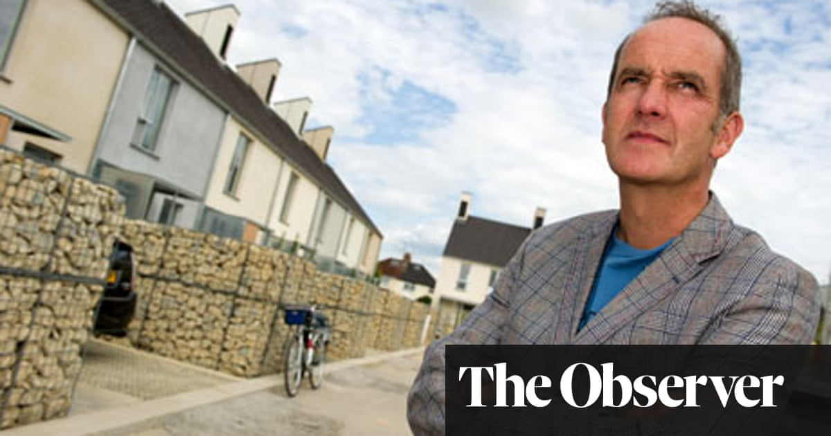 Kevin McCloud's grand design for British housing | feature