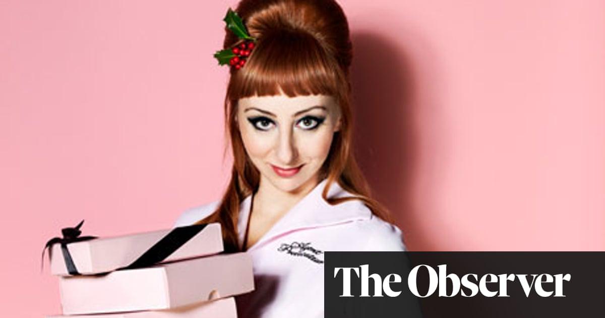 0e78459e25050 Naughty but nice: Agent Provocateur | Fashion | The Guardian