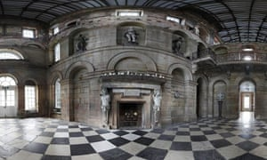360 Panoramic of Seaton Delaval Hall