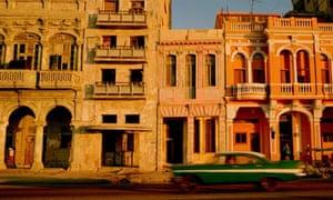 Homes in Cuba