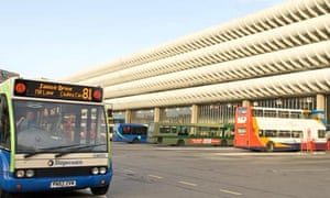UK Border Agency officials 'illegally targeting' bus