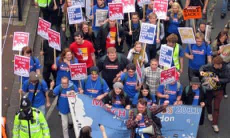 Jarrow campaigners
