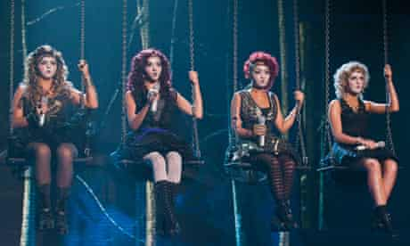 Little Mix in The X Factor