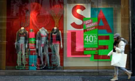 Shoppers New York