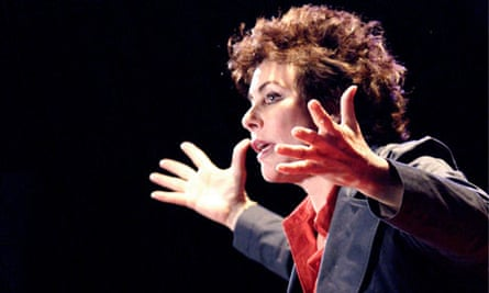 Ruby Wax in LOSING IT