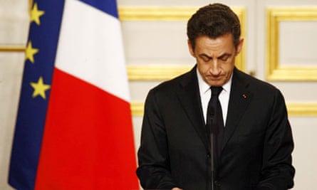 Libya Crisis Summit, Paris, France - 19 Mar 2011