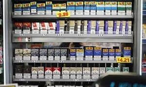 cigarettes on sale