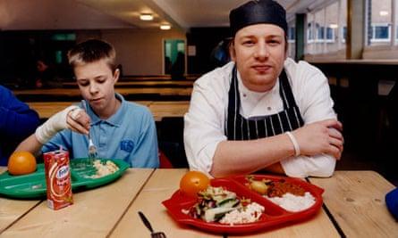 Jamie Oliver School Dinners