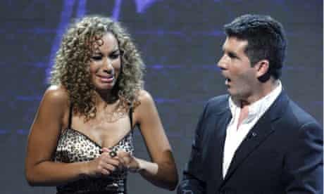 'The X Factor' TV Programme, London, Britain - 21 Oct 2006