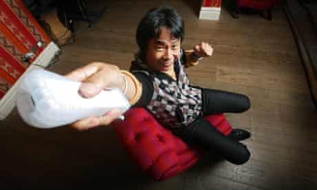 Japanese Ninento artist and game designe