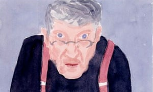 David Hockney Self-Portrait
