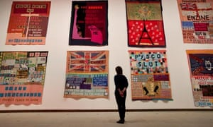 Tracey Emin: Love is what you want – review | Art and design | The ... : tracey emin quilts - Adamdwight.com