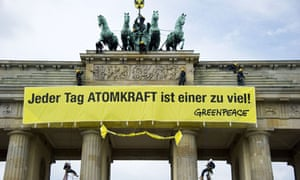 nuclear protests
