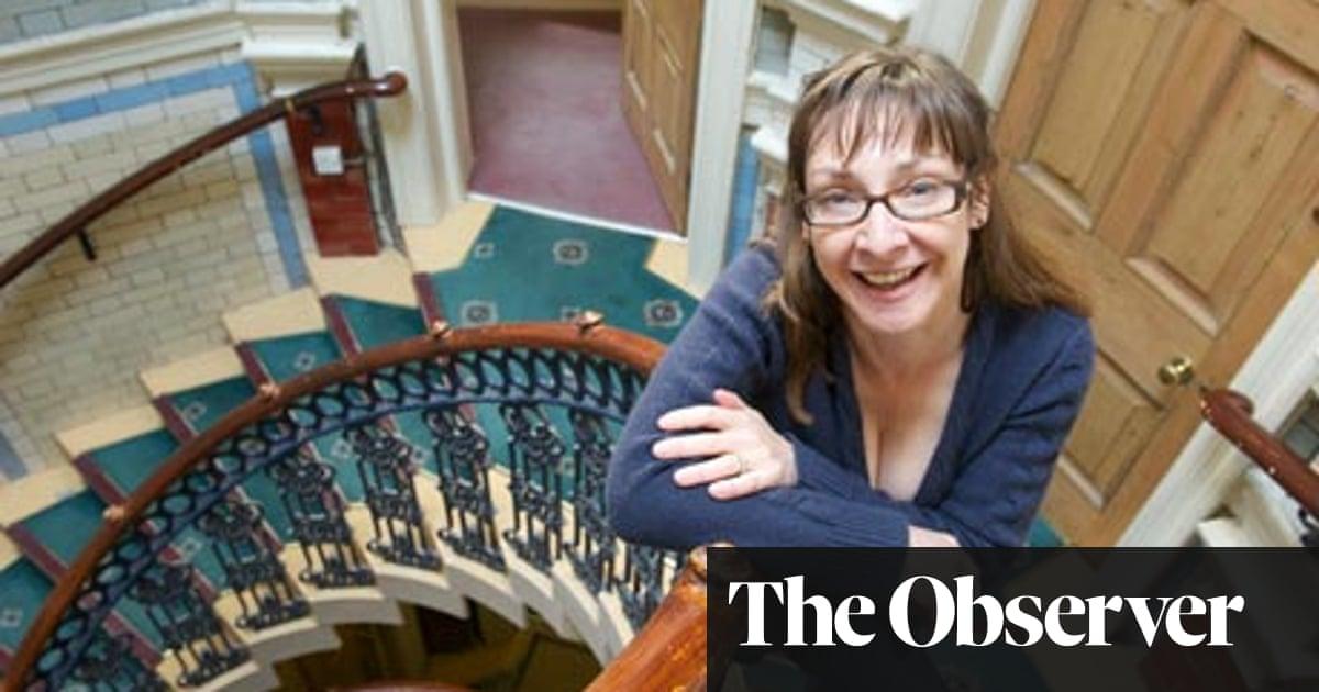 Pauline McLynn: 'For Winnie the rule is: I talk therefore I
