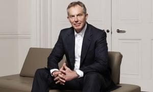 Tony Blair for Obs Mag