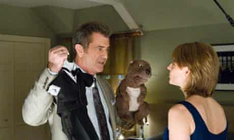 Mel Gibson and Jodie Foster The Beaver
