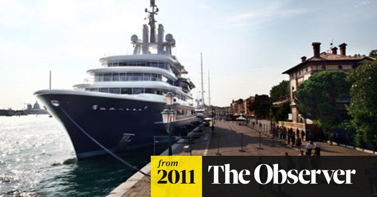 Roman Abramovich Yacht Top New Car Release 2020