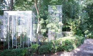 Junya Ishigami's Japanese pavilion at the Venice Biennale