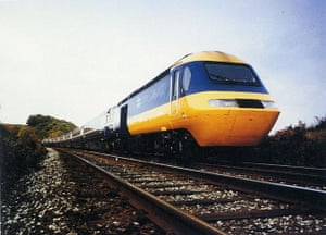 Kenneth Grange: INTERCITY 125