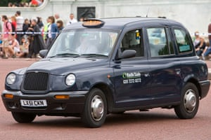 Kenneth Grange: TX1 TAXI
