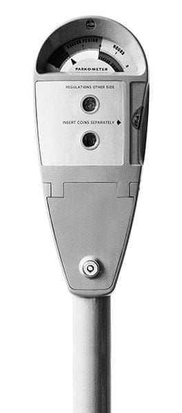 Kenneth Grange: Venner Parking Meter