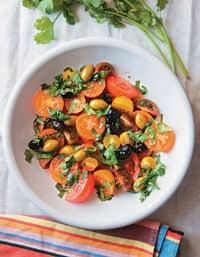 David Tanis tomato salad