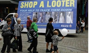 Manchester looters