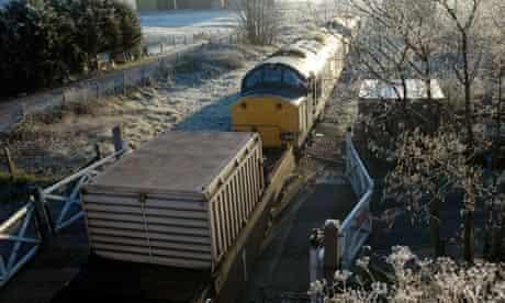 nuclear train