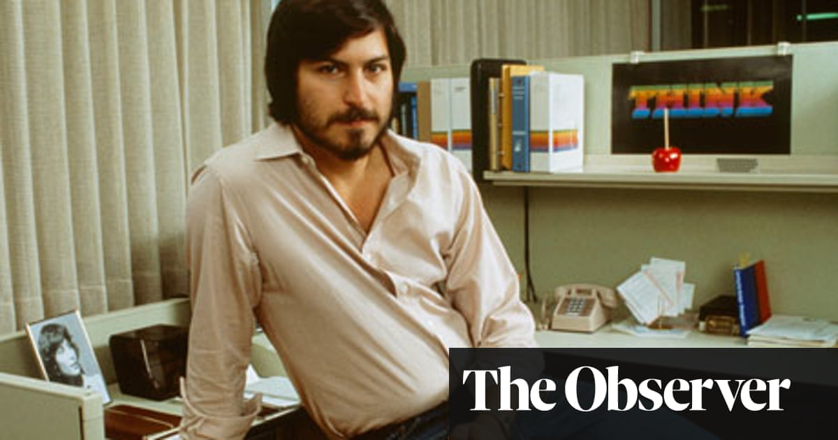 What made Steve Jobs a giant among the world's greatest