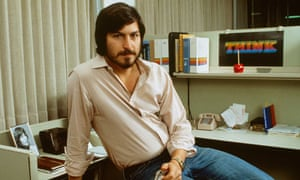 Co-Founder and CEO of Apple, Steve Jobs