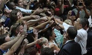 Barack Obama birthday party