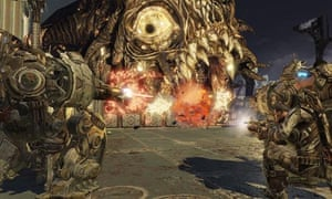 gears of war 3 review games the guardian